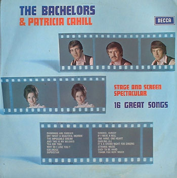 The Bachelors & Patricia Cahill